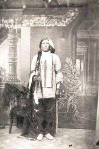 SLAVNE INDIJANSKE POGLAVICE...