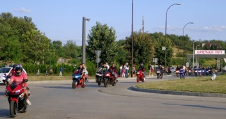 """TAMOiOVDE-Moto skup """"Borsko jezero 2013.""""DSC02296ms"""
